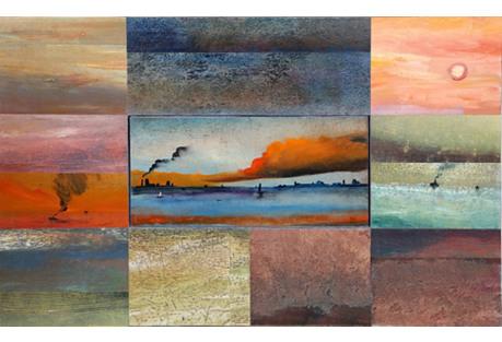 Far Rockaway Seascape by Vladimir German