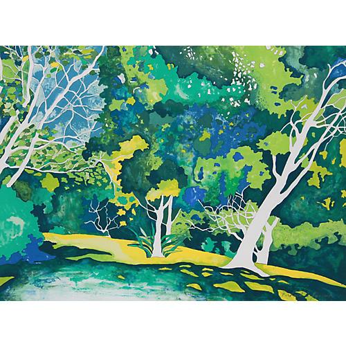 A Dream Pang by Richard Karwoski