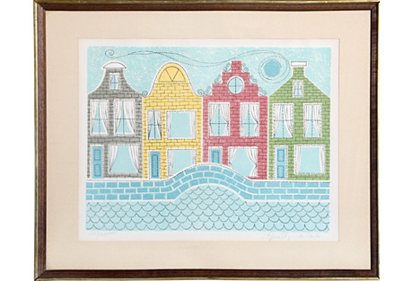 Houses by Keith Llewellyn DeCarlo
