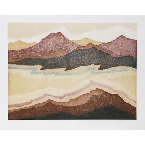Rainbow Valley by Katherine Hagstrum