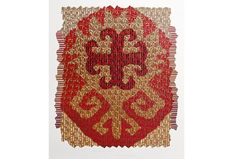 Serghana Wheat by Edward Hansen
