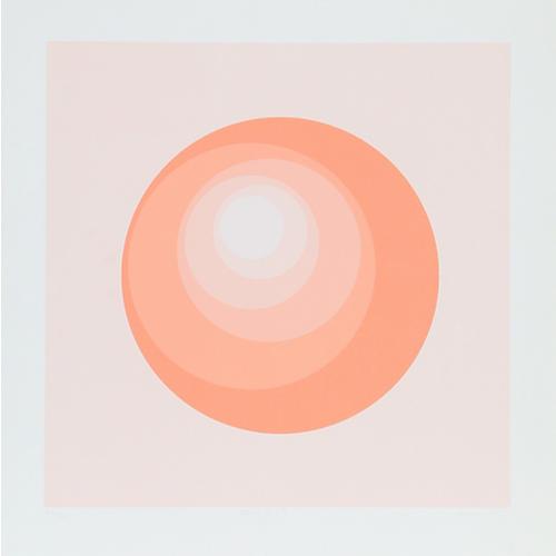 Study II (Peach) by Neil Korpi