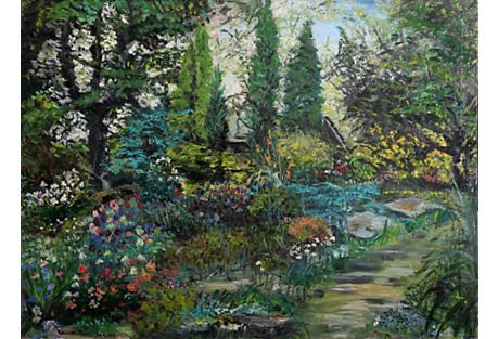 Spring Flowers by Maruschka Tenzer