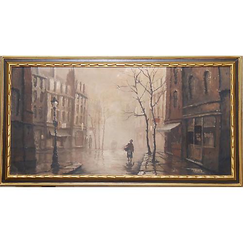 Street Scene by Rodolofo Tarallo