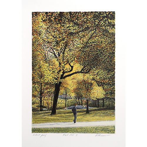Fall I by Harold Altman