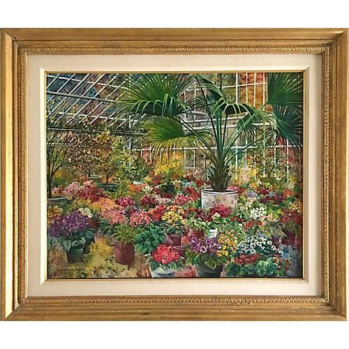 Greenhouse by Honey W. Kurlander