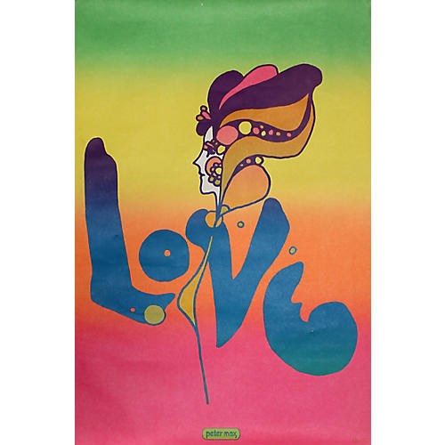 Love by Peter Max