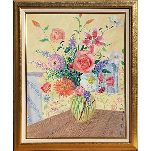 Summer Bouquet by Diane Monet