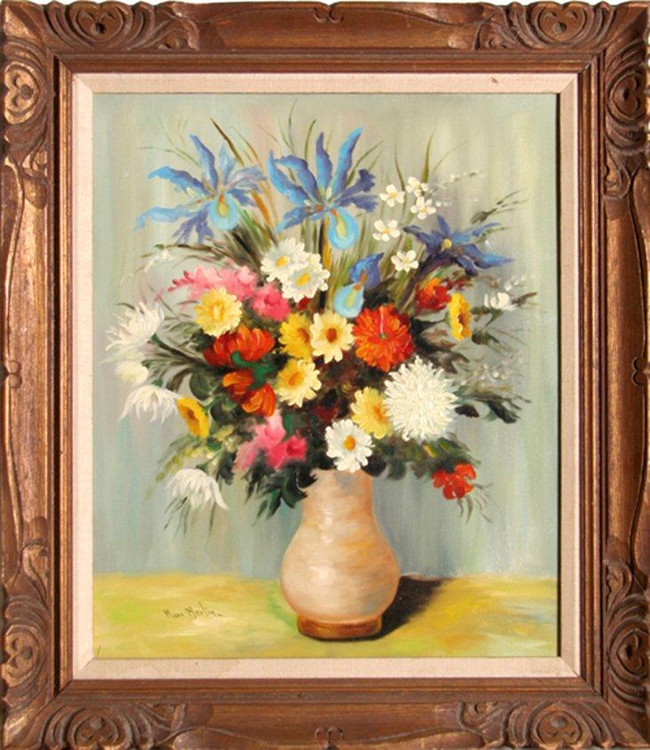 Flower Pot by Marc Merlin