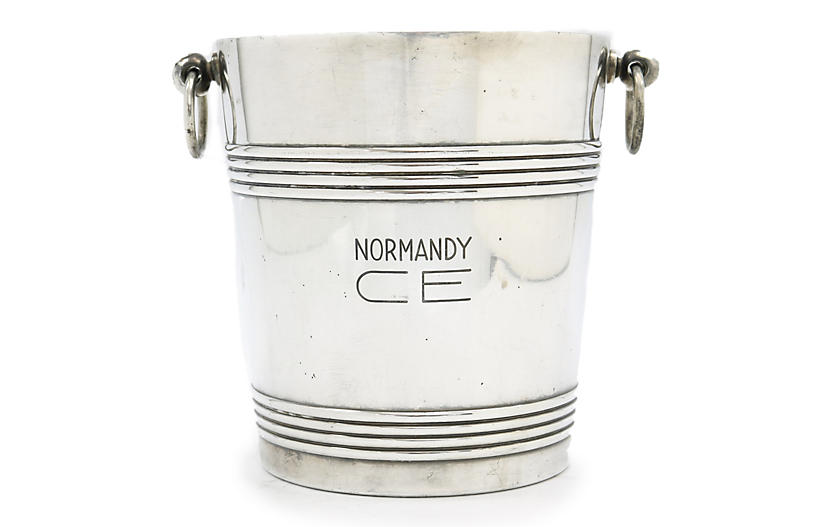 Midcentury Christofle Champagne Bucket