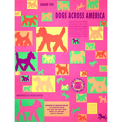 Dogs Across America, Peter Mayer
