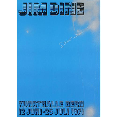 Saw by Jim Dine, 1971