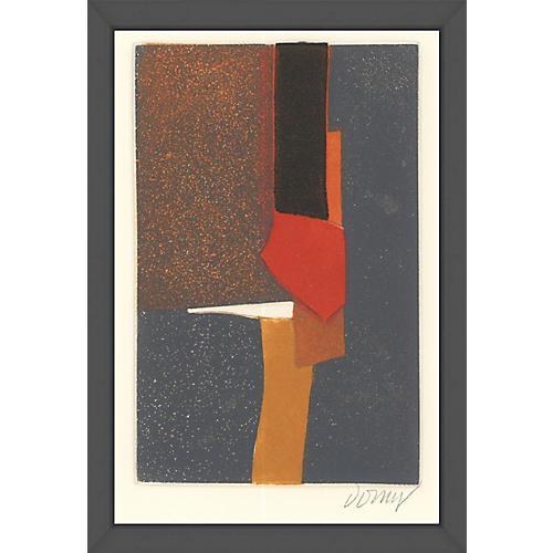 Bertrand Dorny - Untitled I - Signed