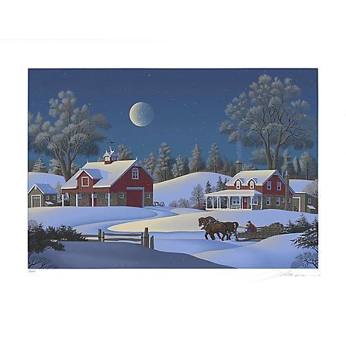 Jim Buckels - Winterset Farm - SIGNED