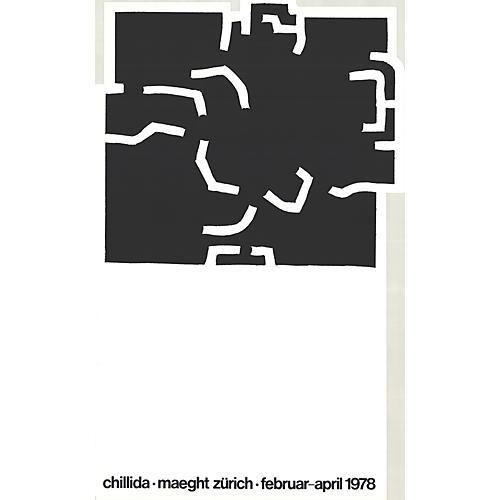 Eduardo Chillida - Maeght Zurich - 1978