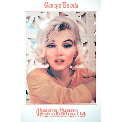 Marilyn Monroe Ethereal Pleasure Poster