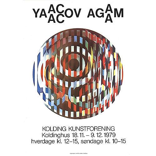 Kolding Kunstforening by Yaacov Agam