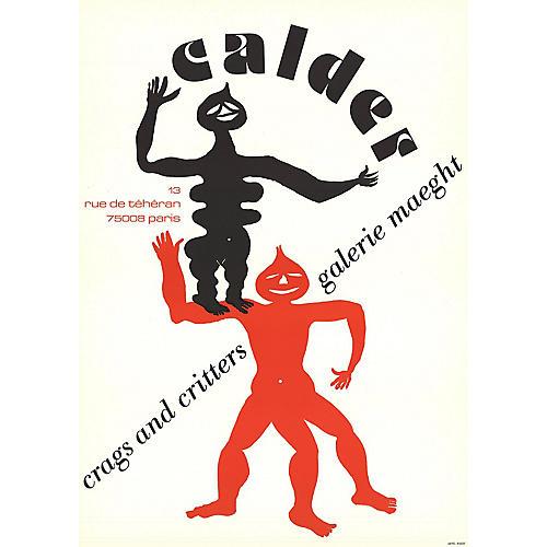 Crags & Critters by Alexander Calder