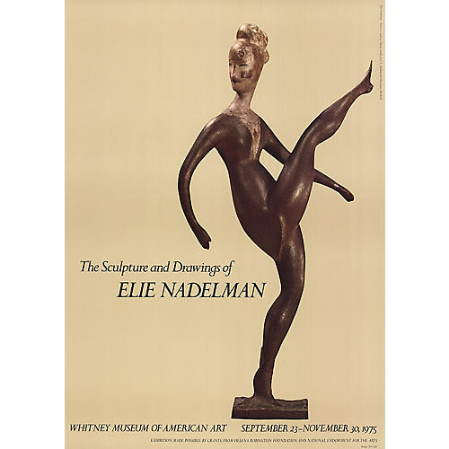 Sculpture & Drawings of Elie Nadelman