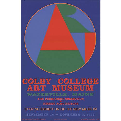 Colby College Art Museum by Robert India