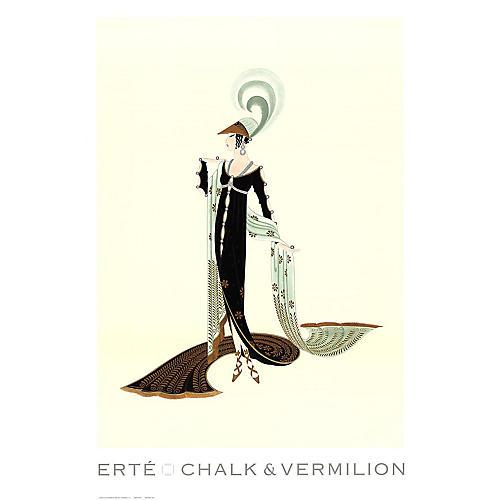 Erte, Directoire 1992