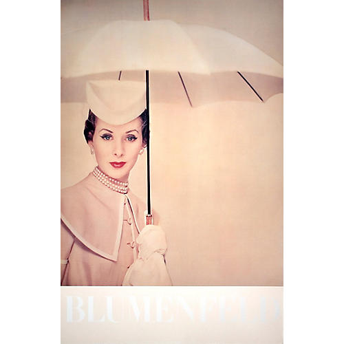 Paris (1950) Umbrella by Erwin Blumenfel