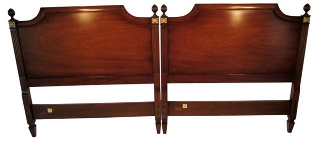 Twin Beds by Kittinger, Pair