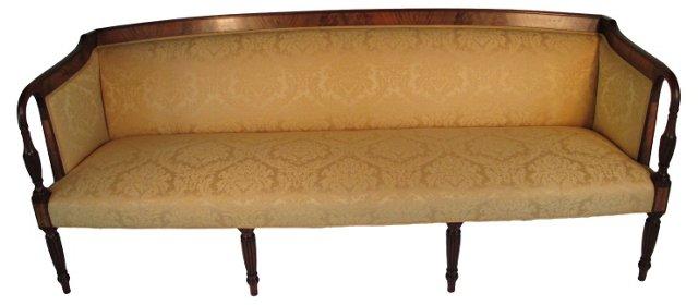Sheraton-Style Sofa