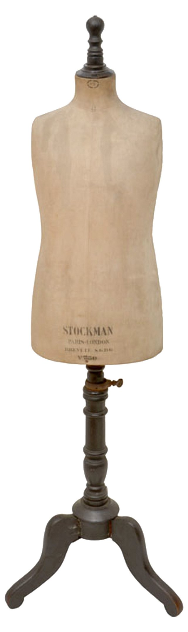 Antique Stockman Child's Tailor Dummy