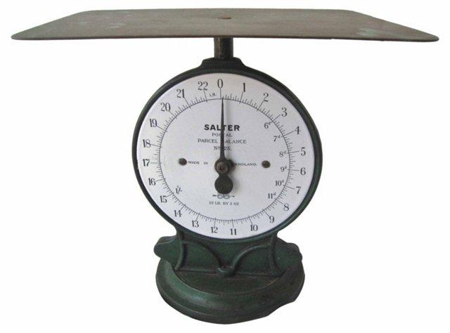 English Salter Scale