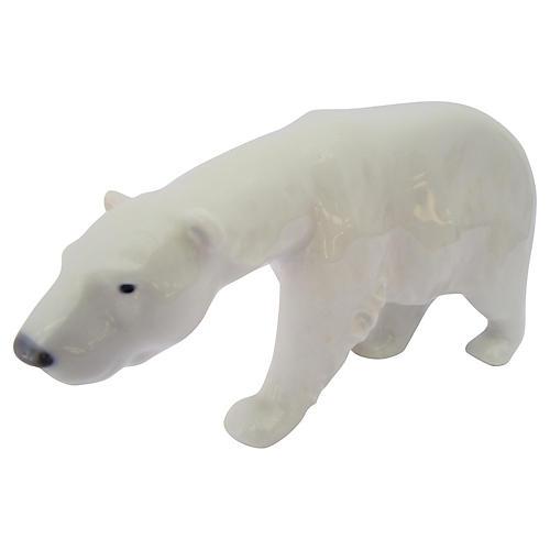 Royal Copenhagen Polar Bear