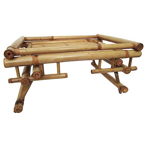 Natural Bamboo Tea Tray