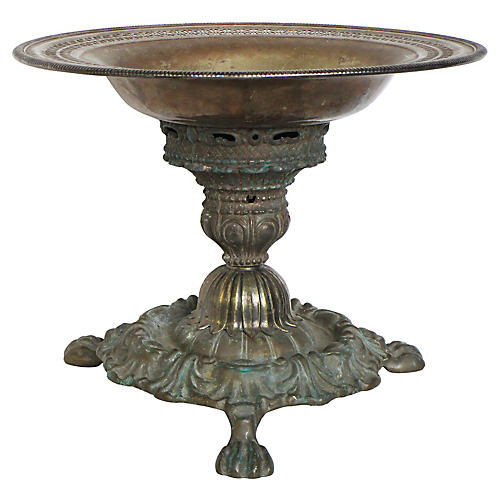 French Pedestal Compote