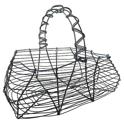 European Egg Basket