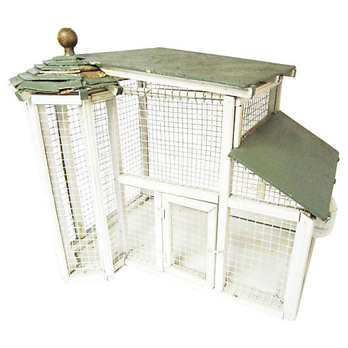French Cupola Birdcage