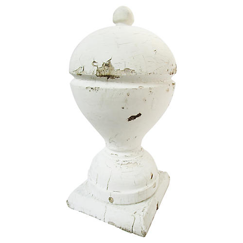 French Architectural Finial