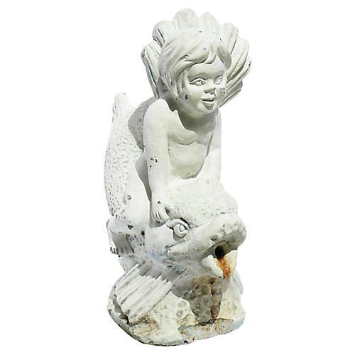 1930s Italian Garden Statue