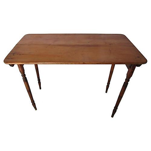 1950's European Table