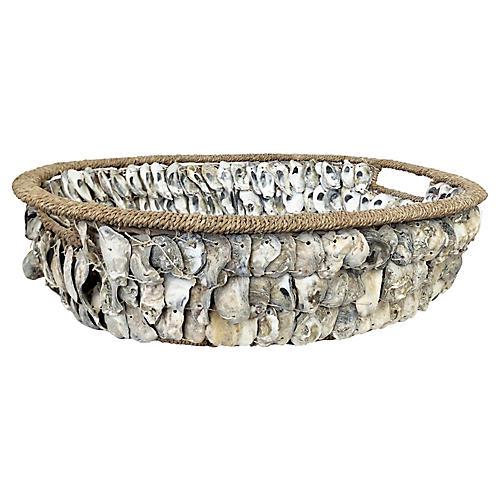 Martha's Vineyard Oyster Basket