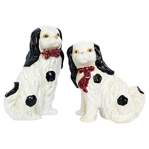 English Staffordshire Dogs, S/2