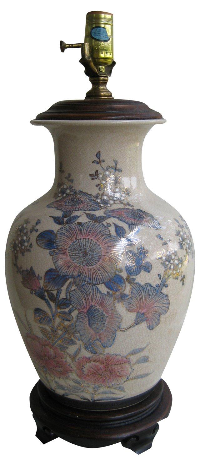 Asian-Style Lamp