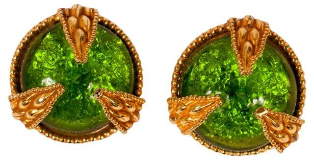 Dominique Aurientis  Earrings