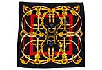 Hermès Silk Grand Manege Scarf