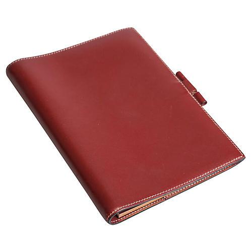 Hermès Red Box Agenda Cover