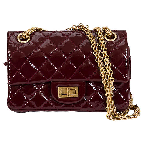 Chanel Mini Reissue Double Flap Purse