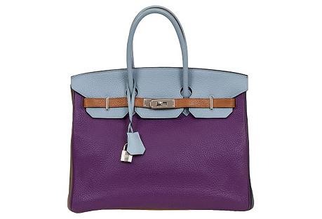 Special Order Hermès Harlequin Birkin