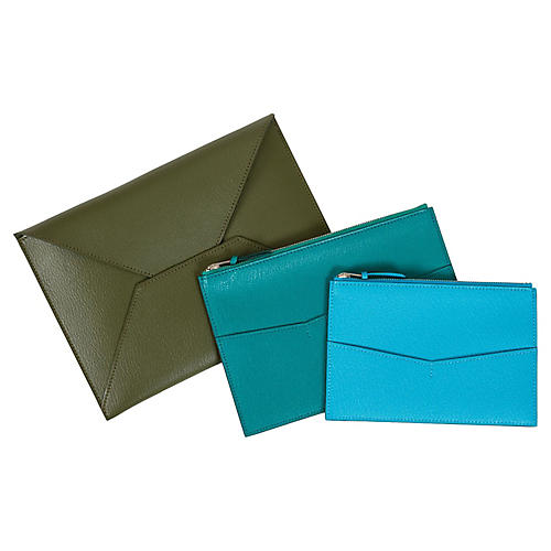 Hermès Lim. Ed. Set Of 3 Pouches
