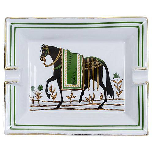 Hermès Horse Ashtray