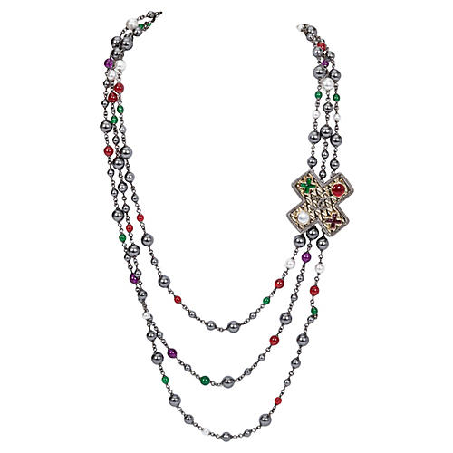 Chanel Multi-Strand Necklace