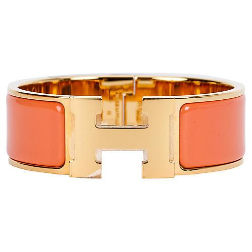 Hermés Peche Melba H Bracelet